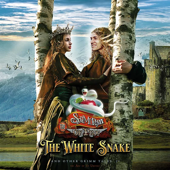 SAMURAI OF PROG - The White Snake and Other Grimm Tales II