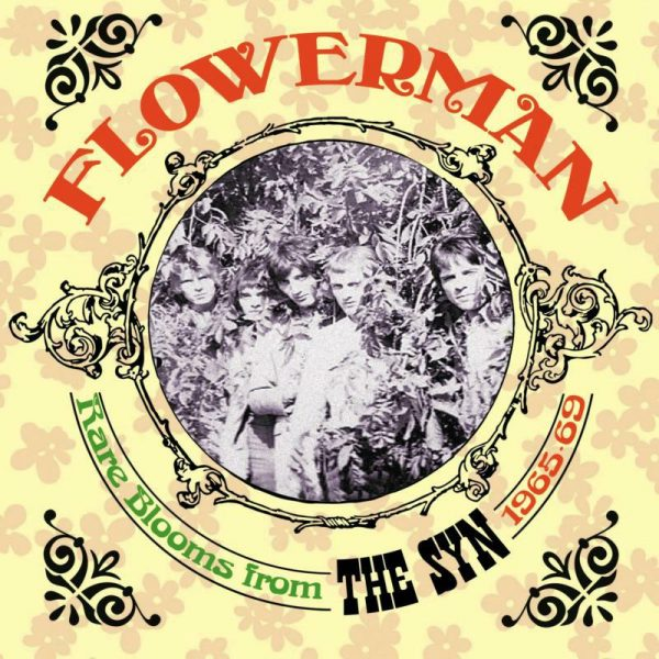 THE SYN - FLOWERMAN- Rare Blooms from the Syn